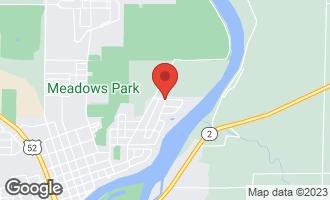 Map of 000 Tilton Park Drive DIXON, IL 61021