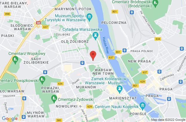 Wyświetl Paweł Fila,Oficyna SZ Paweł Fila na mapie