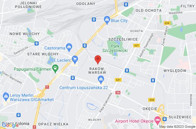 Wyświetl Grzegorz Mazurek,Urban Fox na mapie