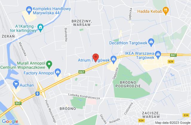 Wyświetl BO NAVIGATOR Firma Szkoleniowa Sp. z o.o. na mapie