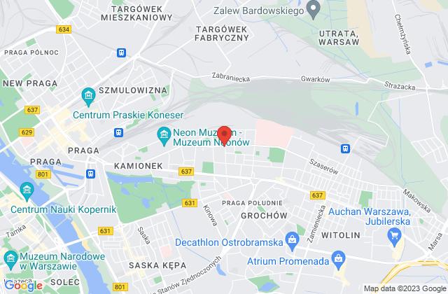 Wyświetl Norbert Plewiński,F.H.U. MAYA na mapie