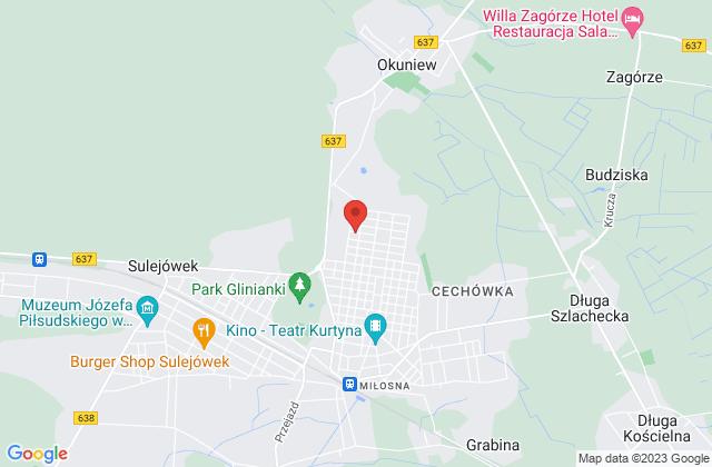 Wyświetl Magdalena Zakrzewska,SAMPOL na mapie