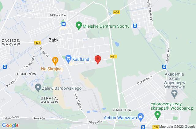 Wyświetl Edyta Klimkiewicz,F.H.U. KLIMEX na mapie