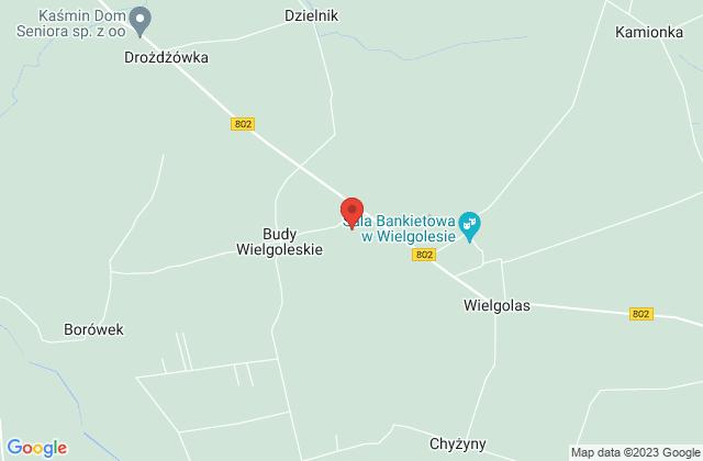 Wyświetl Łukasz Zawadka,Wielgolas Dach na mapie