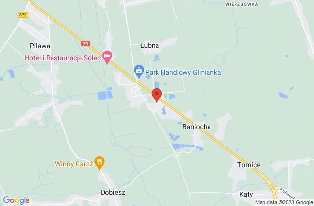 Wyświetl Paweł Jeleń,P.P.H.U. ABJO Paweł Jeleń na mapie