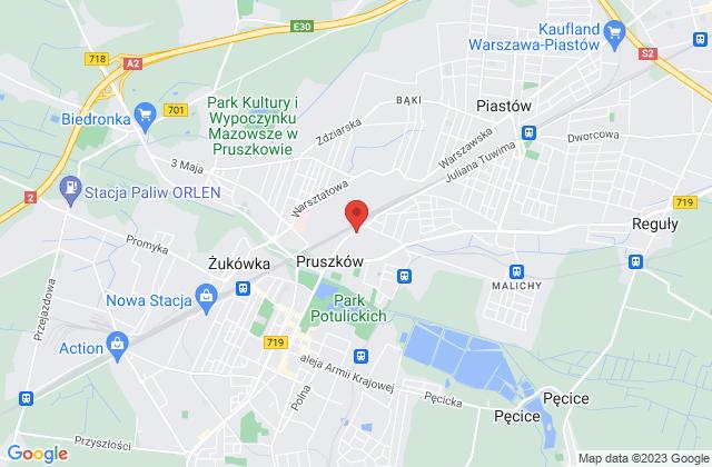 Wyświetl Agnieszka Denis,DP7 na mapie