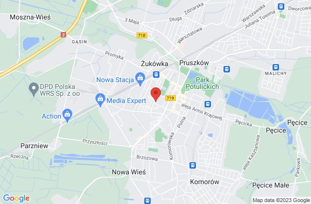 Wyświetl Artur Czajkowski,TKM Aria Artur Czajkowski na mapie