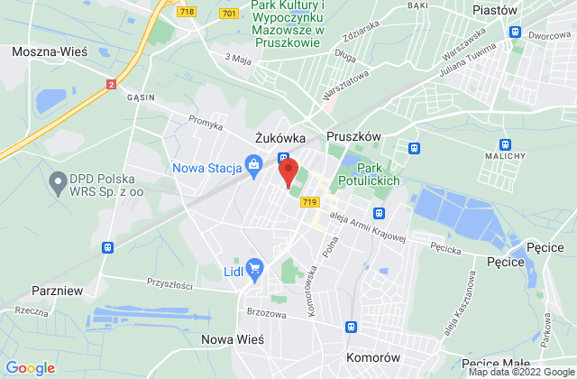 Wyświetl Paweł Kowalski,HIPERMEDIA Paweł Kowalski na mapie