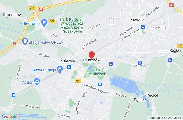 Wyświetl Mirosław Szymanek,FHU CERTUS MIROSŁAW SZYMANEK na mapie
