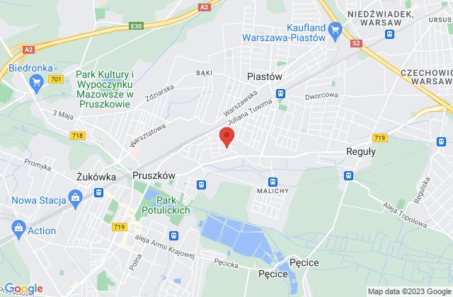 Wyświetl STAR Irina i Andrzej Płoscy na mapie
