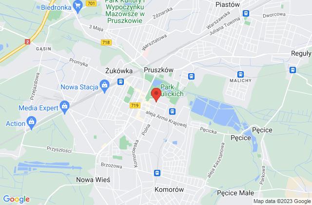 Wyświetl Emilia Piotrkowicz,Achemia Smaku Emilia Piotrkowicz na mapie