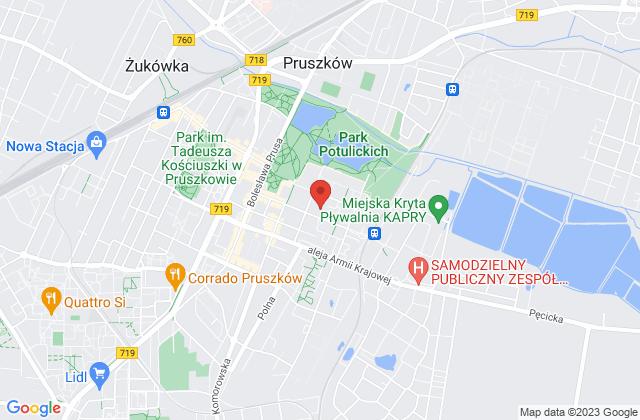 Wyświetl Jacek Piasta,Jacek Piasta - Doradztwo na mapie