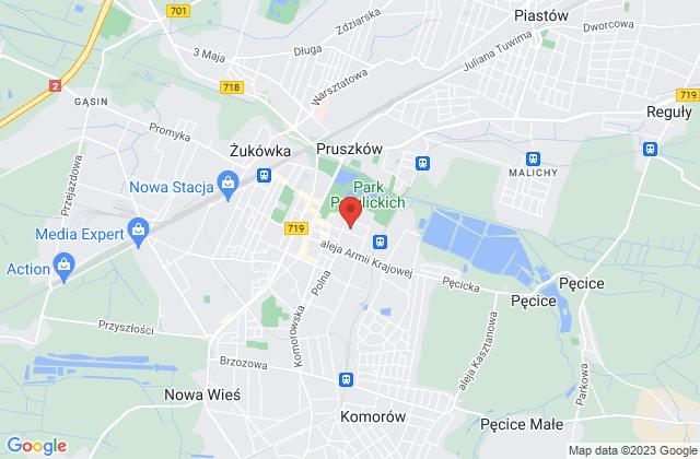 Wyświetl Stefan Buńko,P.Z.K Amarant na mapie