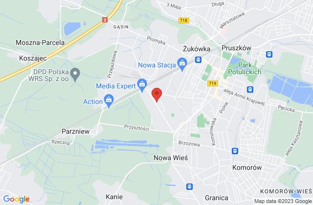 Wyświetl Paweł Giermasiński,KOLCAR Paweł Giermasiński na mapie