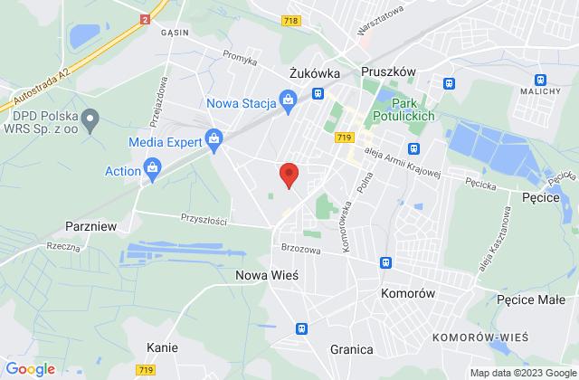 Wyświetl Marcin Górajek,Górajek Marcin MP-GÓRA na mapie