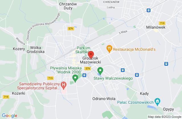 Wyświetl Andrzej Zagańczyk,PPH UNIVERMAX Andrzej Zagańczyk na mapie
