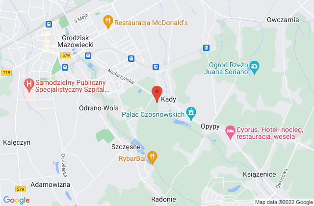 Wyświetl Bartosz Ciskowski,BART-DENT Bartosz Ciskowski na mapie