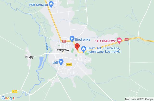 Wyświetl Agnieszka Sadomska,Aga Toys na mapie