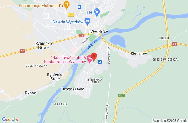 Wyświetl Wojciech Kukwa,ARCHITEKT na mapie