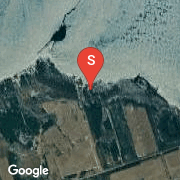 Satellite Map of 1 Bayvista Lane, Georgina, On