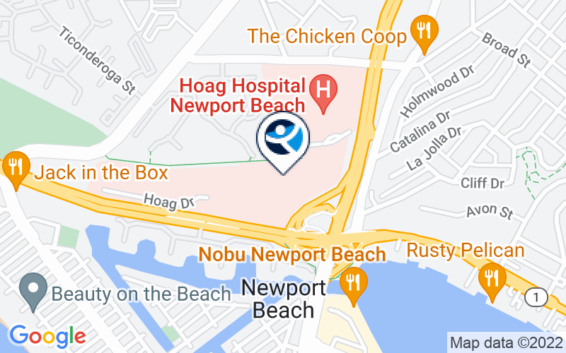 Hoag Health Center Location and Directions