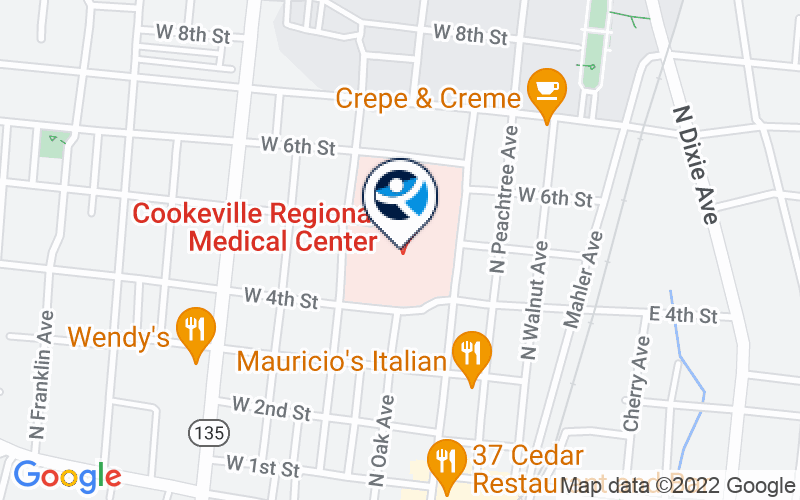 Ten Broeck Healthcare Location and Directions