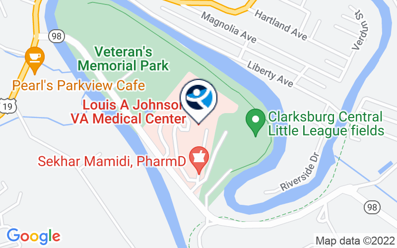 Louis A. Johnson VA Medical Center Location and Directions