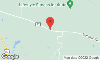 Map of 1 Marengo Road UNION, IL 60180