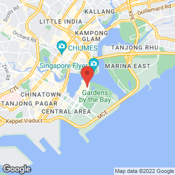 Map of MBS - Singapore FRED Boutique at Marina Bay Sands, Singapore, Singapore 018956