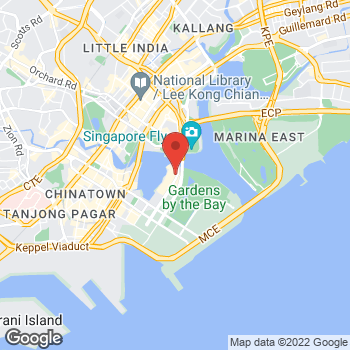 Map of Michael Kors at 10 Bayfront Avenue, Singapore, Singapore 018956