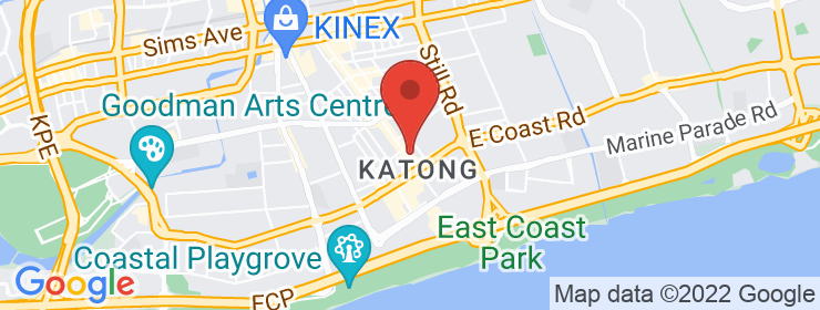 Map of Vikings Bistro Bar | Singapore