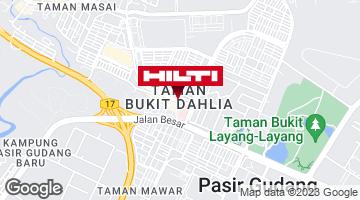 Get directions to Pasir Gudang
