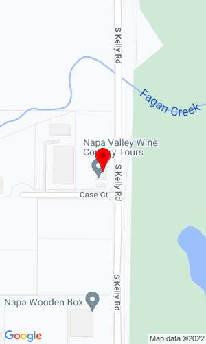 Google Map of Powerscreen Northern California 10 Case Court, American Canyon, CA, 94503