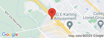 Google Map of 10+000+rue+Du+Plein+Air%2CMirabel%2CQuebec+J7J+1S5