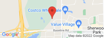 Google Map of 10+Automall+Road%2CSherwood+Park%2CAlberta+T8H+2N1