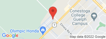 Google Map of 10+Malcolm+Road%2CGuelph%2COntario+N1K+1A9