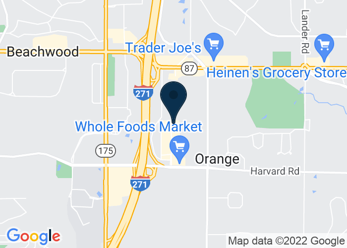 Map of 10 Park Avenue, Suite 106, Beachwood, OH 44122, United States