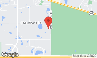 Map of 10 South Freeman Road SOUTH BARRINGTON, IL 60010