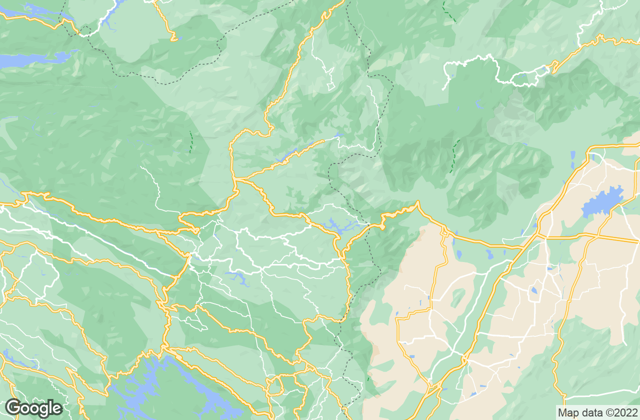Google Map of Chinnakanal