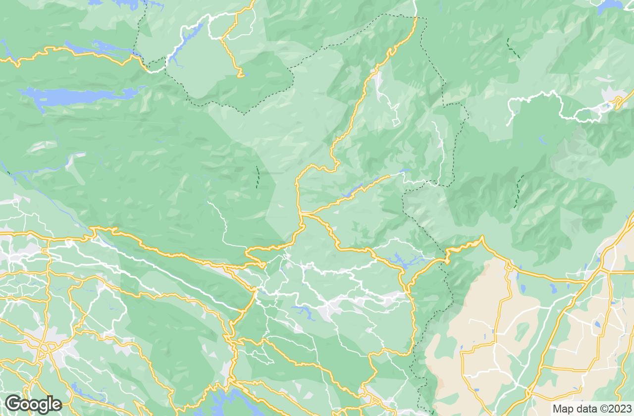 Google Map of Munnar