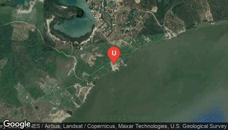 Ubicación o localización del proyecto de finca raíz  en venta: Marina Barbacoa Barú en Barú - Cartagena - Colombia
