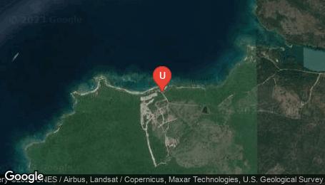 Ubicación o localización del proyecto de finca raíz  en venta: Villas - Calablanca Barú en Barú - Cartagena - Colombia