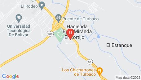 Ubicación o localización del proyecto de finca raíz  en venta: Attalea - Parque Metropolitano en Turbaco - Turbaco - Colombia