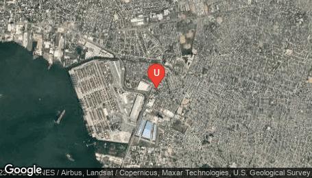 Ubicación o localización del proyecto de finca raíz  en venta:  en Pasacaballos - Cartagena - Colombia