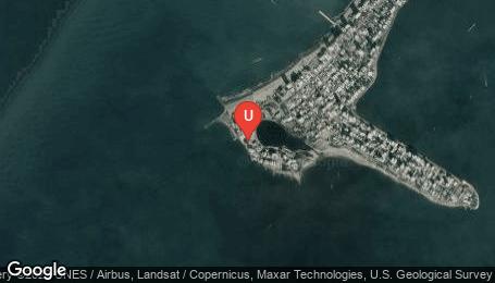 Ubicación o localización del proyecto de finca raíz  en venta: Edificio Palmeto Sunset en El Laguito - Cartagena - Colombia
