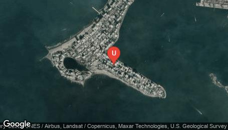 Ubicación o localización del proyecto de finca raíz  en venta: Icon Bay en Castillogrande - Cartagena - Colombia