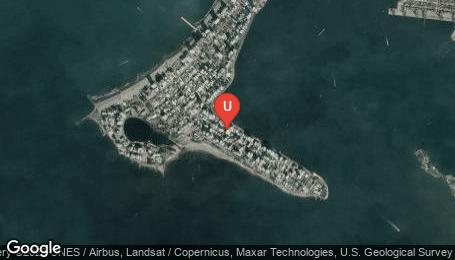Ubicación o localización del proyecto de finca raíz  en venta: Icon Bay Castillogrande en Castillogrande - Cartagena - Colombia