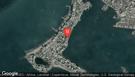 Ubicación o localización del proyecto de finca raíz  en venta: Allure en Bocagrande - Cartagena - Colombia