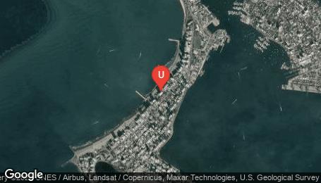 Ubicación o localización del proyecto de finca raíz  en venta: Edificio Morros City en Bocagrande - Cartagena - Colombia