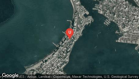 Ubicación o localización del proyecto de finca raíz  en venta: Murano Trade Center en Bocagrande - Cartagena - Colombia